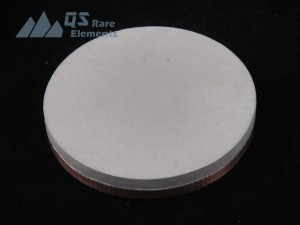 Calcium Fluoride (CaF2) Sputtering Targets