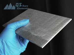 Tungsten (W) Sheet