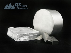 Magnesium-Neodymium (Mg-Nd) Master Alloy