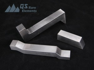 Tungsten Heavy Metal Alloy (W-Ni-Fe) Bucking Bar