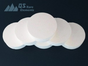 Alpha-Alumina (Al2O3) Cake, 99.995%+ ultra high purity grade