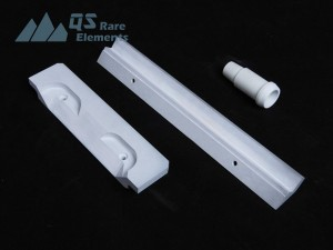 Boron Nitride Custom Parts