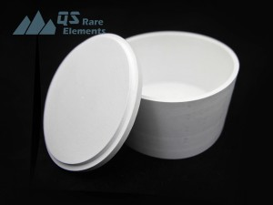 Boron Nitride Tapered Crucibles In Stock