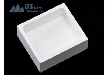 Rectangular Boron Nitride Crucibles In Stock