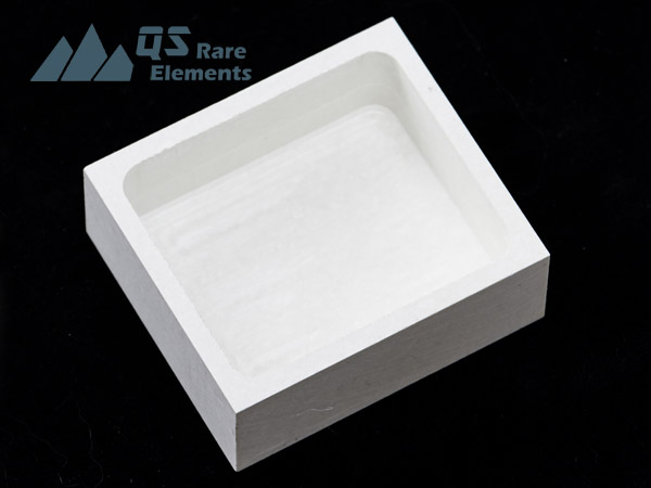 Boron Nitride Crucibles Fast Design And Manufacturing