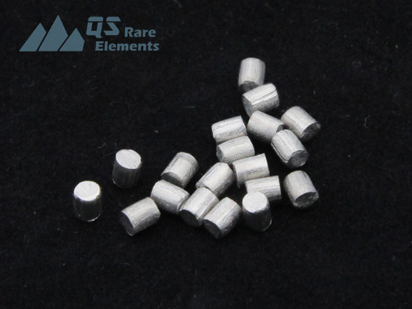 High purity Zr Zirconium Pellets