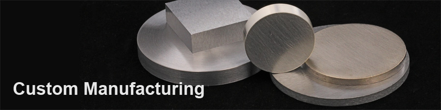 Custom Manufacturing | QSRE - the advance material supplier