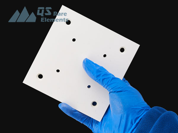 Boron nitride machined parts